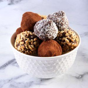טראפלס שוקולד<br> (60 יחידות ) 700 גרם